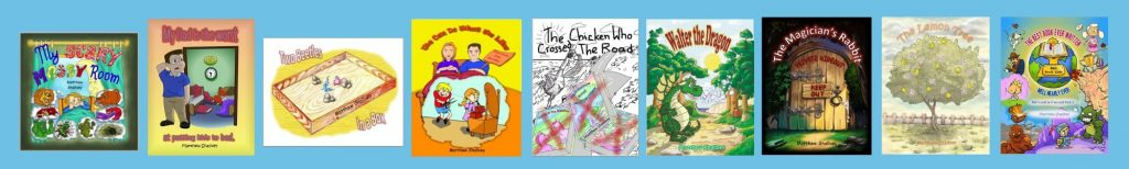 msbooksandgames Children's books