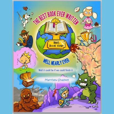 msbooksandgames The Best Book Ever Written