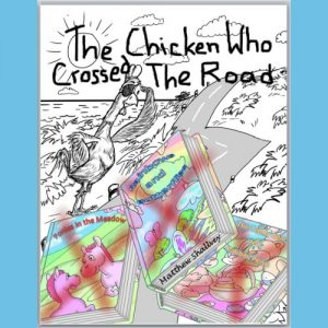 msbooksandgames The Chicken Who Crossed the Road