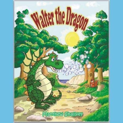 msbooksandgames Walter The Dragon