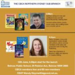 CBCA Publishing Event MSBooksAndGames