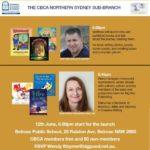 CBCA Publishing Event MSBooksAndGames